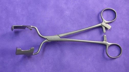 Neuka's surgical clamps